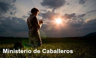 CCH - Ministerio Caballeros 315x190