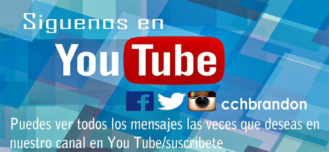 CCH - Suscribete a Youtube